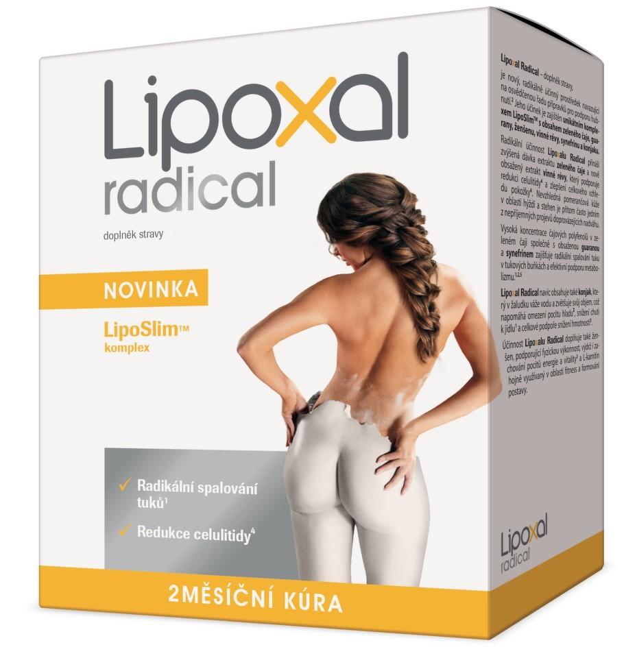 lipoxal radical recenze